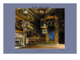 The King's Audience Chamber, Windsor Castle Posters par C. Wild