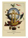 La Minerve, 1803 Poster