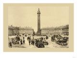 Vendome Place and Columns Prints