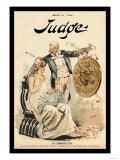 Judge Magazine: In Commemoration Art by Grant Hamilton