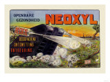 Neoxyl Tank Posters