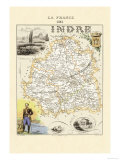 Indre Prints by Alexandre Vuillemin