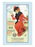 Ingwer Bier Posters