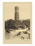 St. James&#39;s Tower Prints by Helio E. Ledeley