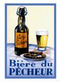 Biere du Pecheur Posters