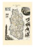 Meuse Posters by Par M. Vuillemin