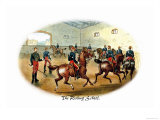 The Riding School Prints by Richard Simkin