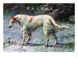 Champion Borzoi Prints