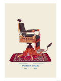 Barber's Chair Print