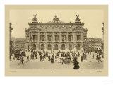 Opera-House Posters par Helio E. Ledeley