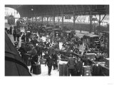 Paddington Station, London Prints