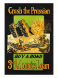 Crush the Prussian: Buy a Bond Prints