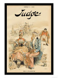 Judge Magazine: Only a Flirtation Prints by Grant Hamilton