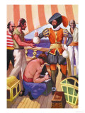 Blackbeard Prints by George Taylor