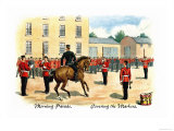 Morning Parade: Covering the Markers Poster by Richard Simkin