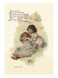 Jack and Jill Print by Maud Humphrey