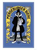 Merseburger Biere Posters
