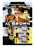 Gala of Boxing, Palace of Sport Print