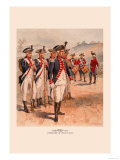 Infantry and Musicians Prints by H.a. Ogden