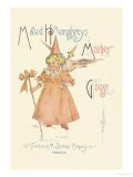 Maud Humphrey's Mother Goose Poster by Maud Humphrey