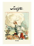 Judge: Boom! Art by Grant Hamilton
