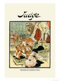 Judge: The Boss of Tammany Hall Prints by Grant Hamilton