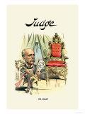 Judge: Oh, Shaw! Prints by Grant Hamilton