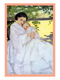 Sweet and Low Affiches par Jessie Willcox-Smith