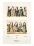 France-Nuns Posters