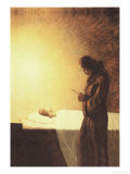 The Lady Dies Prints by Newell Convers Wyeth