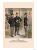 Field Blouse for General Officers Prints by H.a. Ogden