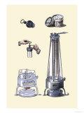 Sterilization Instruments Prints by Jules Porges