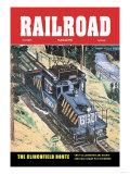 Railroad Magazine: The Clinchfield Route, 1953 Prints