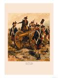 Artillery Posters by H.a. Ogden