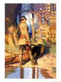 Hawkeye Posters af Newell Convers Wyeth