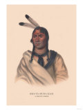 Esh-Ta-Hum-Leah, Sioux Chief Art