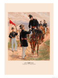 Cavalry and Dragoons Posters by H.a. Ogden