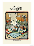 Judge: The Cuban Situation Prints by Grant Hamilton