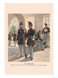 Artillery, Infantry, Mounted Rifles, Light Artillery Posters by H.a. Ogden