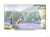 Fishing the Shallows below the Mill Posters by Henry Thomas Alken