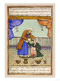 Persian Dentist: Illustration from the Koran Posters