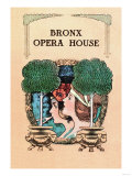 Bronx Opera House Print