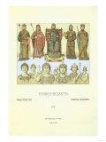 Franco Byzantin Poster