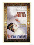 Dentrifices du Docteur Pierre Posters by Louis Remy Sabattier