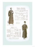 Clergy Cassocks Prints