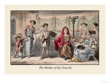 The Mother of the Gracchi Print by John Leech