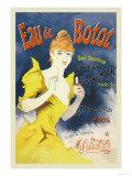 Eau de Botot Posters by Jules Chéret