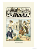 Judge: The Ruined Abbey Prints by Grant Hamilton