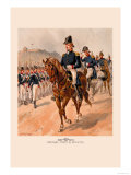 General Staff and Infantry Prints by H.a. Ogden