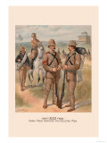 Khaki Field Uniform for Enlisted Men Print by H.a. Ogden